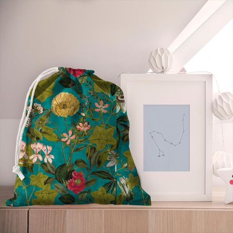 Passiflora Kingfisher Pyjama Bag
