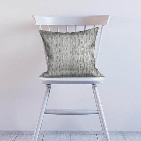 Colby Silver Cushion