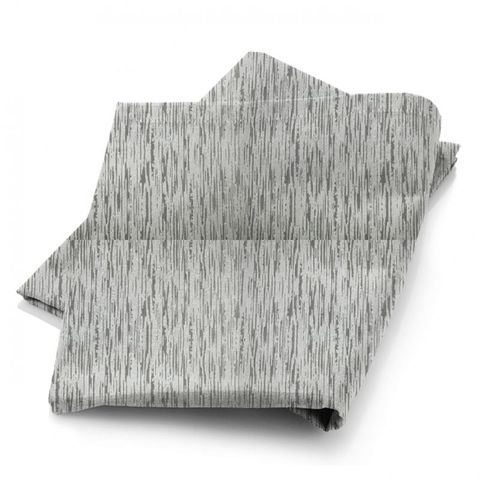 Colby Silver Fabric