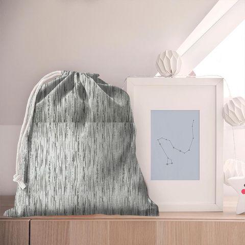 Colby Silver Pyjama Bag