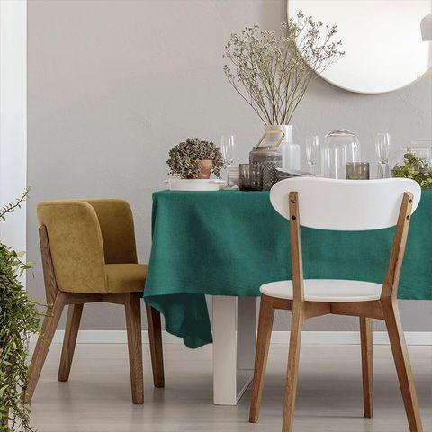 Altea Peacock Tablecloth
