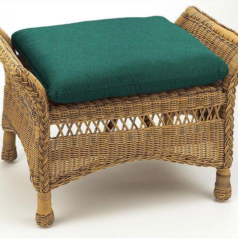 Altea Peacock Box Cushion