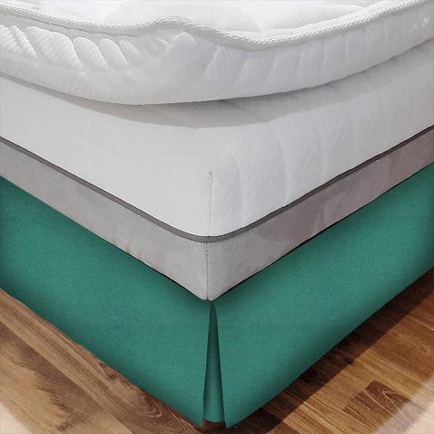 Altea Peacock Bed Base Valance
