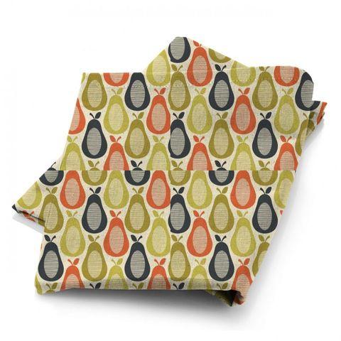 Scribble Pear Multi Fabric