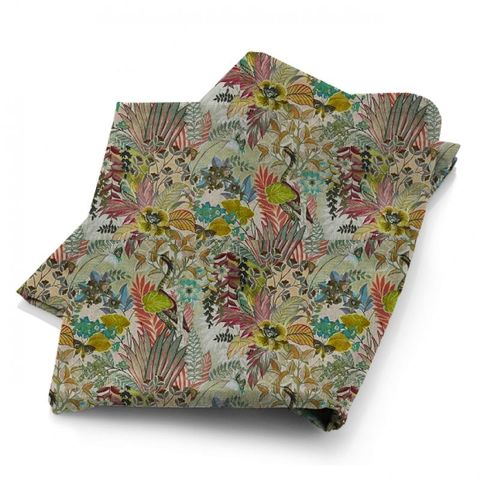 Hidden Paradise Pastel Fabric