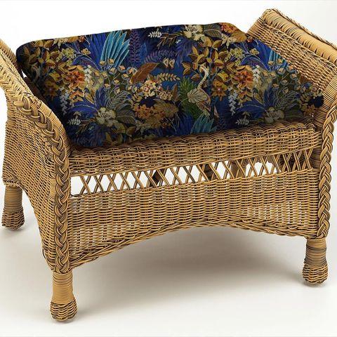 Hidden Paradise Midnite Box Cushion