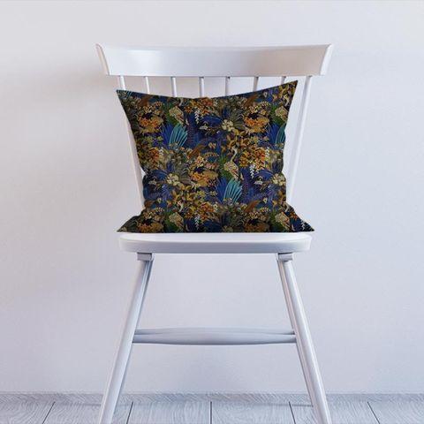 Hidden Paradise Midnite Cushion