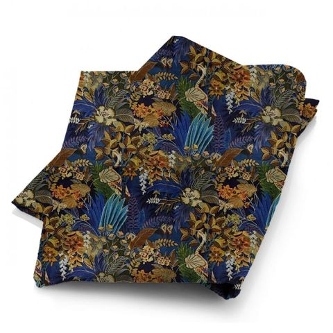 Hidden Paradise Midnite Fabric