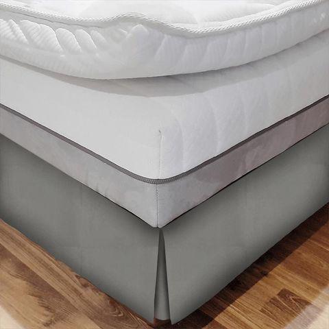 Belvoir Mink Bed Base Valance