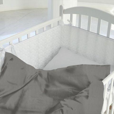 Belvoir Mink Cot Duvet Cover