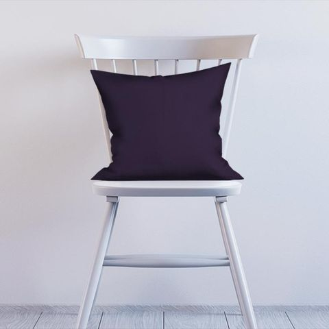 Belvoir Mulberry Cushion