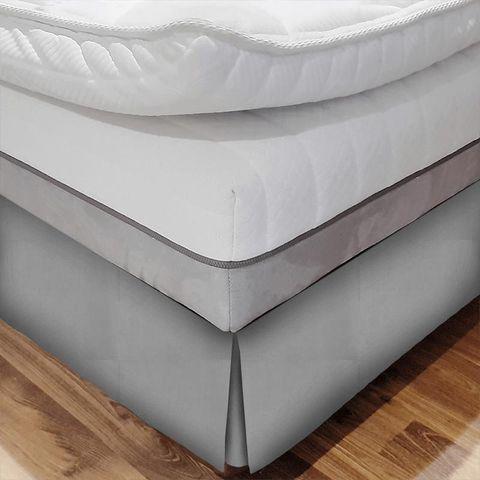 Belvoir Platinum Bed Base Valance
