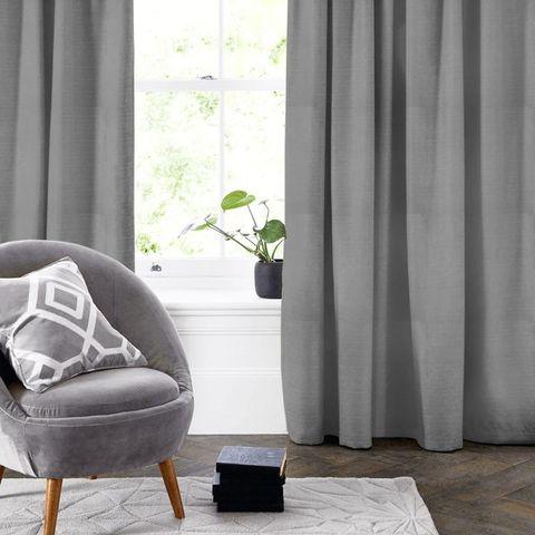 Belvoir Platinum Made To Measure Curtain