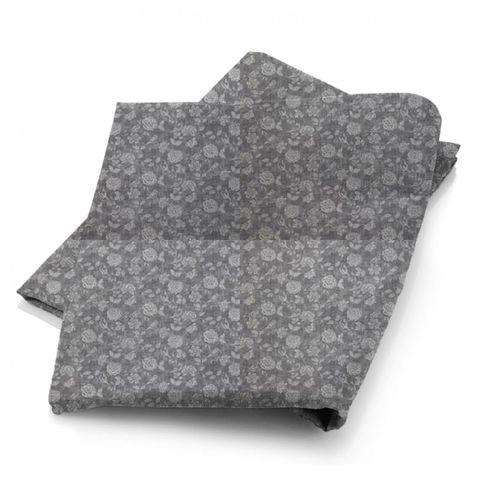 Bird Garden Charcoal Fabric
