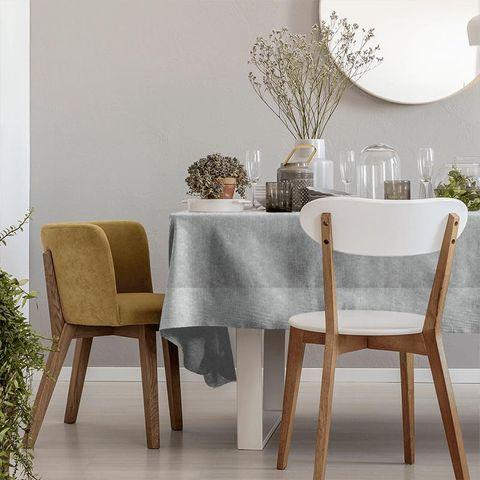 Bird Garden Duckegg Tablecloth