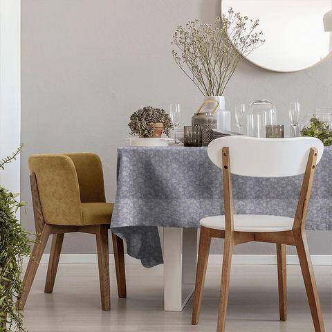 Bird Garden Lavender Tablecloth