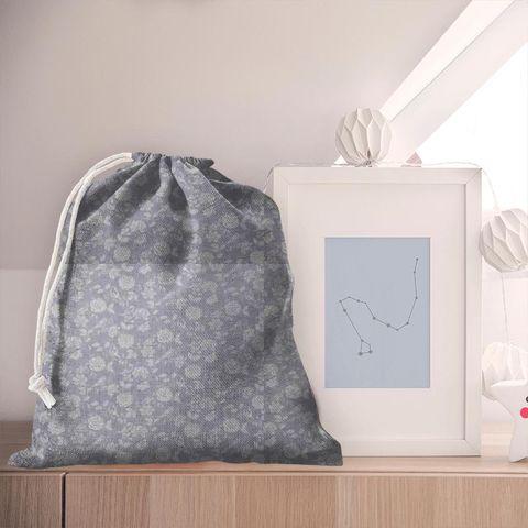 Bird Garden Lavender Pyjama Bag