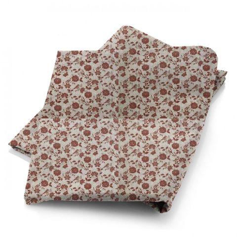 Bird Garden Peony Fabric
