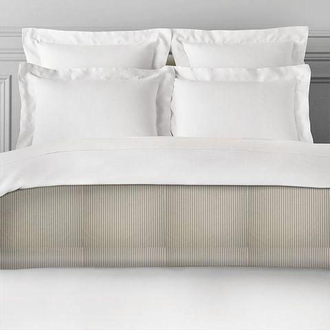 Blazer Stripe Charcoal Bed Runner