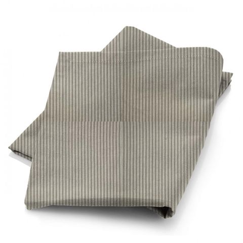Blazer Stripe Charcoal Fabric