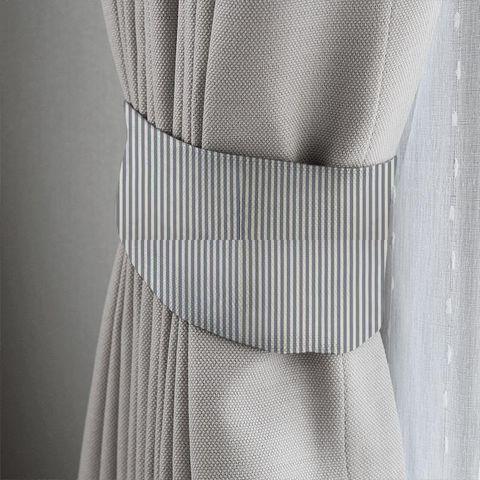 Blazer Stripe Denim Tieback