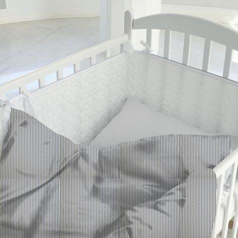 Blazer Stripe Denim Cot Duvet Cover