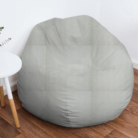 Blazer Stripe Duckegg Bean Bag