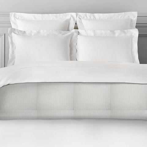 Blazer Stripe Duckegg Bed Runner