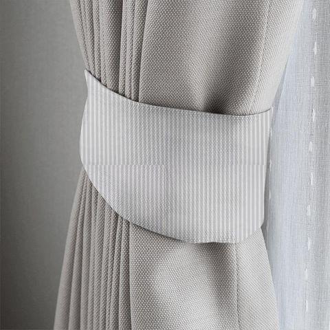 Blazer Stripe Lavender Tieback