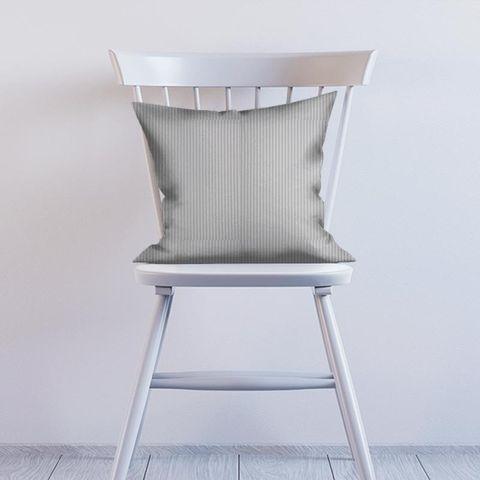 Blazer Stripe Lavender Cushion