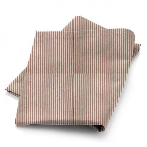Blazer Stripe Peony Fabric