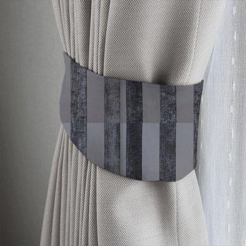 Boheme Stripe Granite Tieback