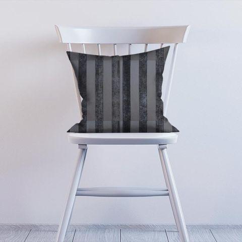 Boheme Stripe Granite Cushion