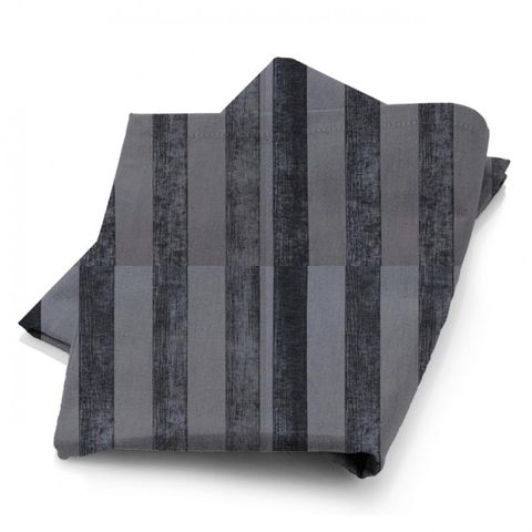 Boheme Stripe Granite Fabric