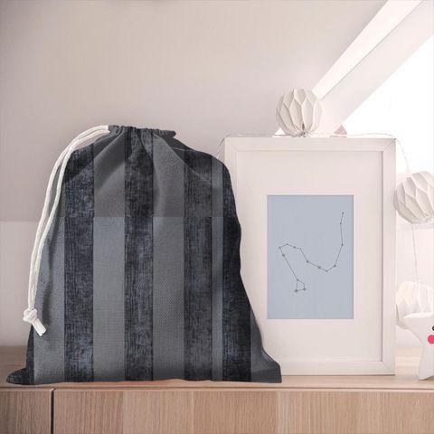 Boheme Stripe Granite Pyjama Bag