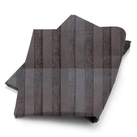 Boheme Stripe Mocha Fabric