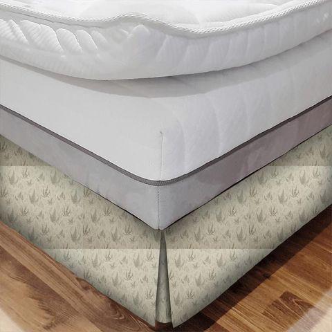 Botanica Ebony Bed Base Valance