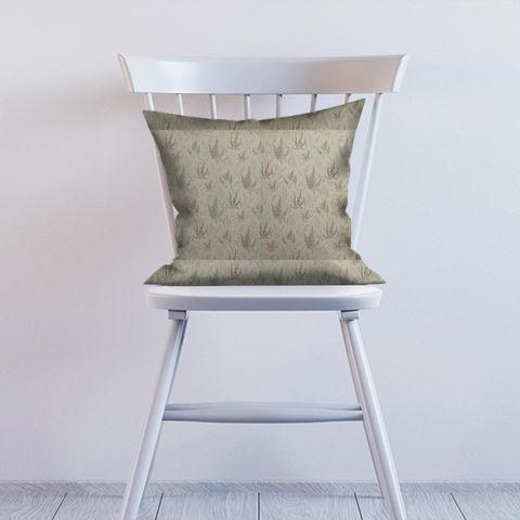 Botanica Ebony Cushion