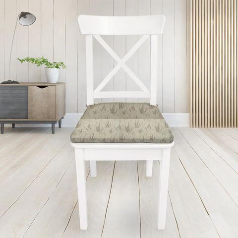 Botanica Ebony Seat Pad Cover