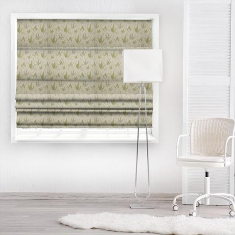Botanica Willow Made To Measure Roman Blind