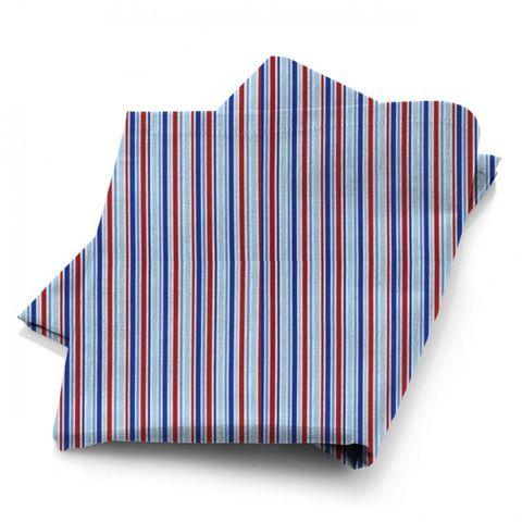 Candy Stripe Nautical Fabric