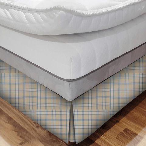 Cerato Azure Bed Base Valance