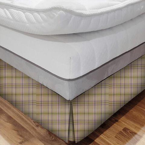 Cerato Fern Bed Base Valance