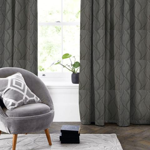 Ciprini Granite Made To Measure Curtain