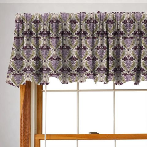 Acanthus Berry Valance