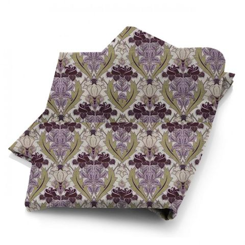 Acanthus Berry Fabric