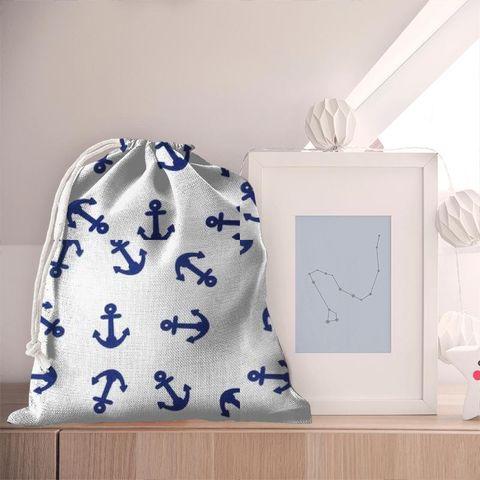 Ahoy Marine Pyjama Bag