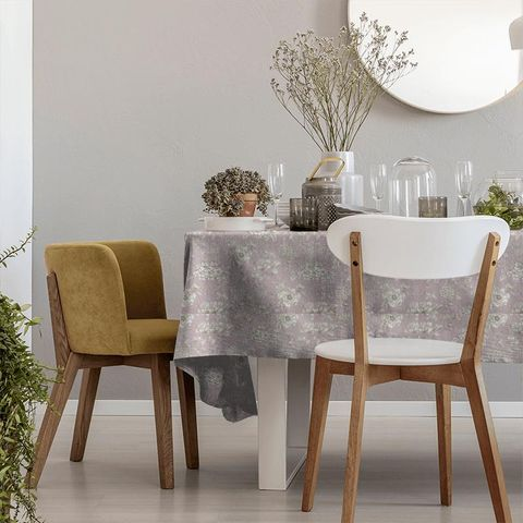 Aquitaine Rose Tablecloth