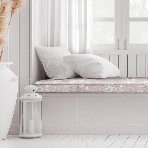 Aquitaine Rose Box Cushion