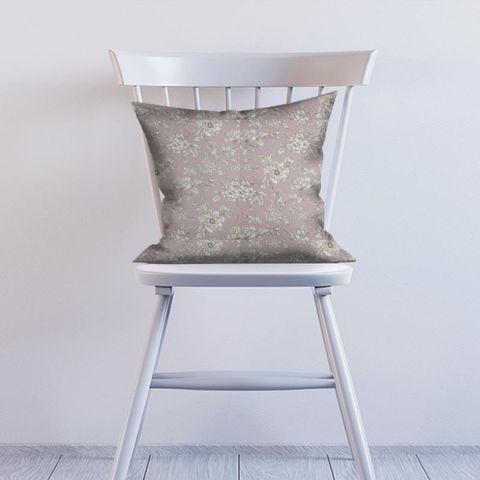 Aquitaine Rose Cushion